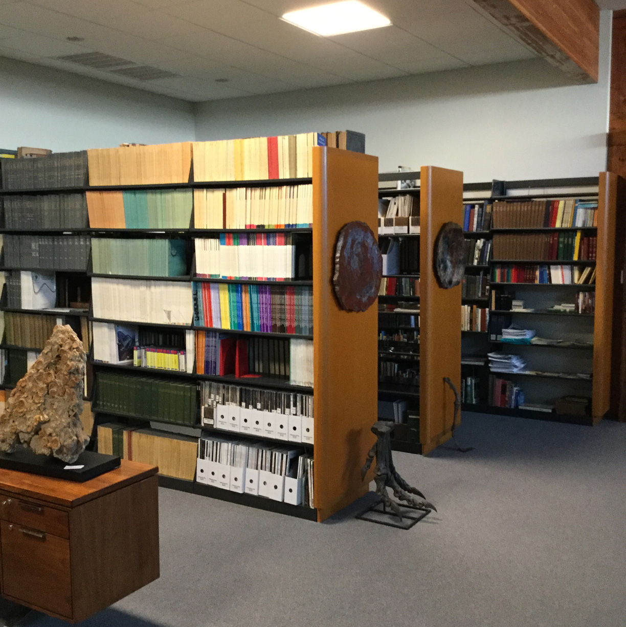 Our library of earth science publications